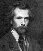 И. Н. Крамской. Портрет П. П. Чистякова.
