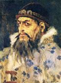 В. М. Васнецов. Царь Иван Васильевич Грозный. 1897.