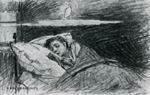 В.М. Васнецов. Сон мальчика. 1880