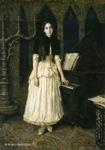 В.М. Васнецов. Портрет Е.А. Праховой. 1894. ГТГ