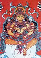 Богиня Лакшми