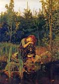 В. М. Васнецов. Аленушка. 1881.