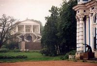 Камеронова галерея. XVIII в. Ч. Камерон
