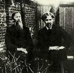 В.М. Васнецов и В.И. Суриков.