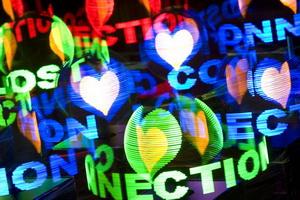 Connection Lost (А. Бартенев, инсталляция, 2007 г.)