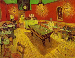 Ночное кафе (Ван Гог)