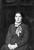 В. М. Васнецов. Портрет А. В. Васнецовой, жены художника. 1878.
