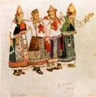 В.М. Васнецов. Берендейки. 1885. ГТГ