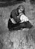 В. М. Васнецов. Аленушка. Этюд. 1880.