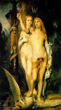 Ясон и Медея (Г. Моро, 1865 г.)
